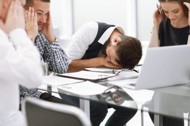 Ihr Team in der Stress-Krise?