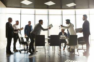 Konflikte in Teams