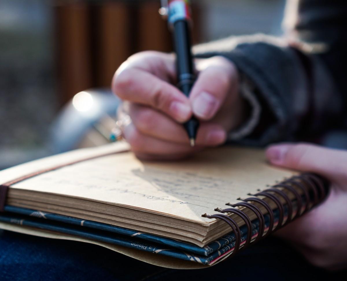 Tagebuch: Entwerfen Sie einen Roman (Teil 3)