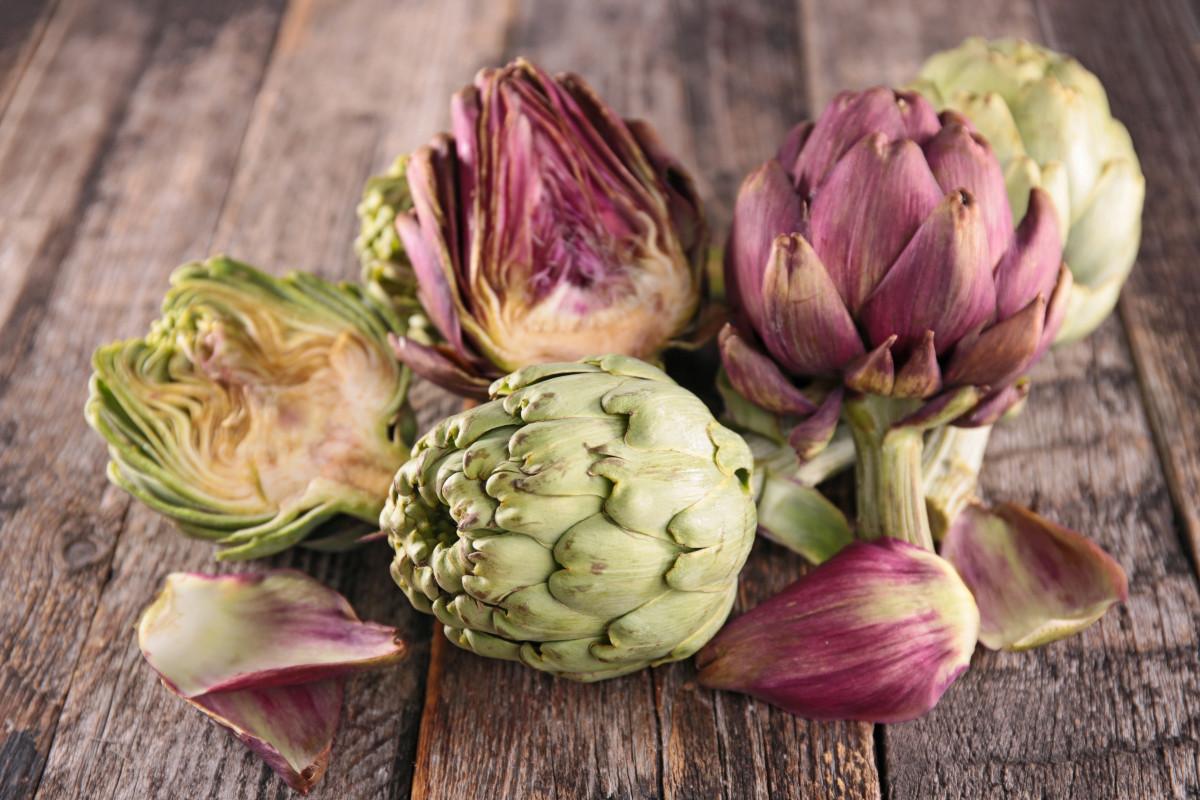 Die Artischocke, das unbekannte Gemüse: Gesund & schmackhaft (Teil 1)