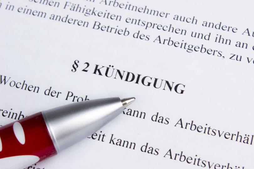 Arbeitsgericht Verspätete Zulassung Der Kündigungsschutzklage Nur