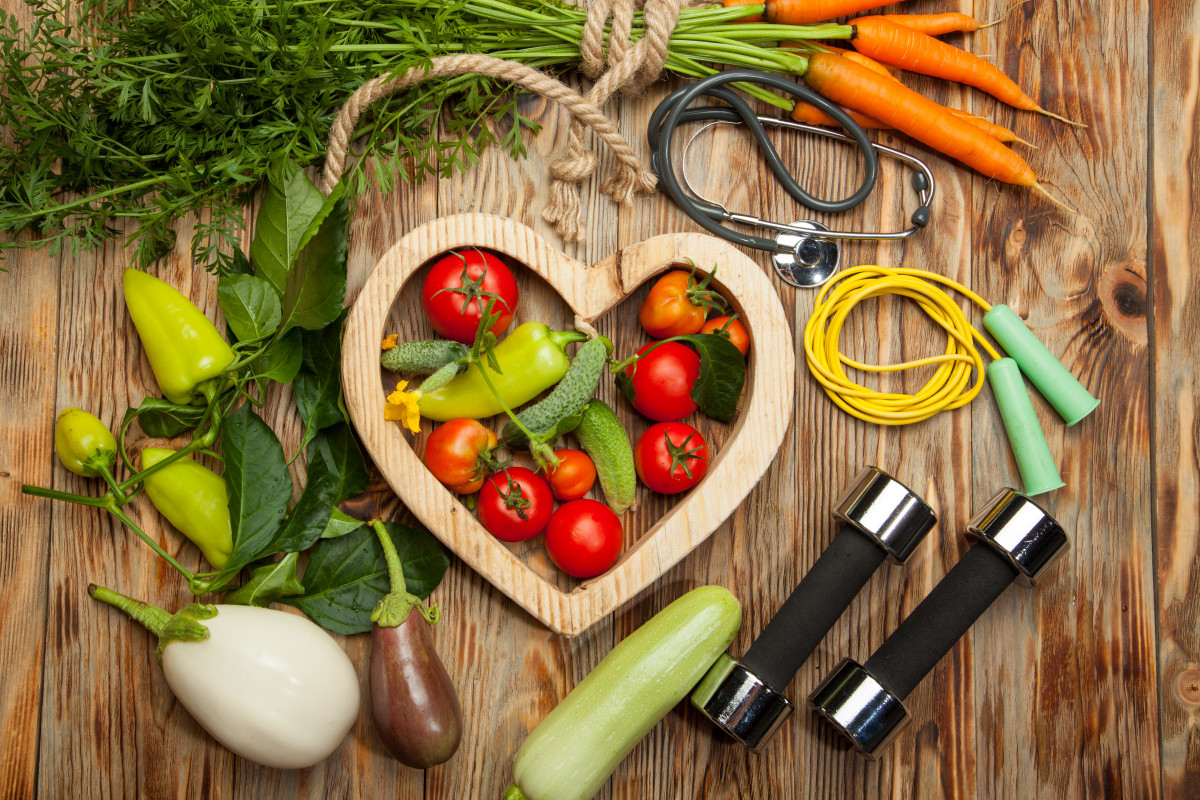 Vitamine und Sport
