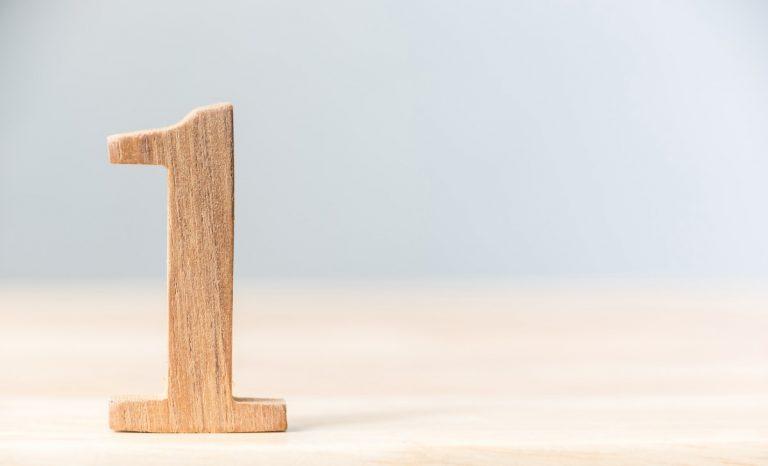 Französische Zahlen: Tipps und Tricks rund um die Zahl 1