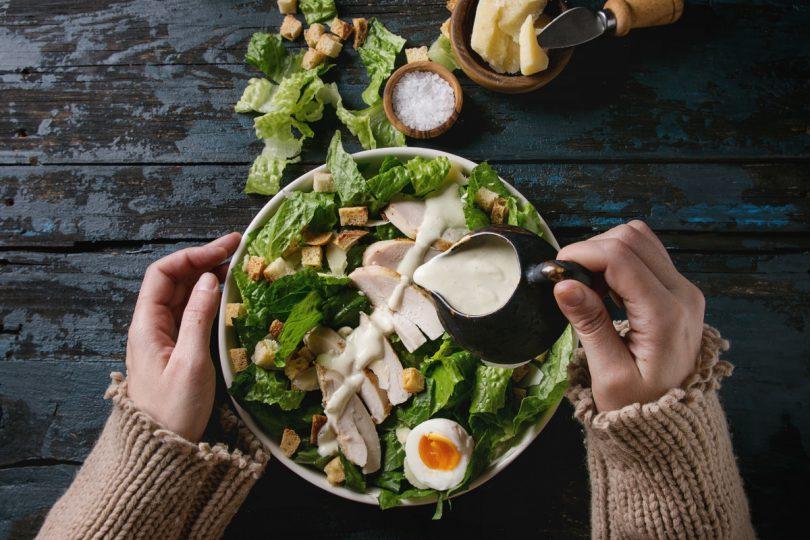 Salatdressings selbst gemacht (Teil 1)