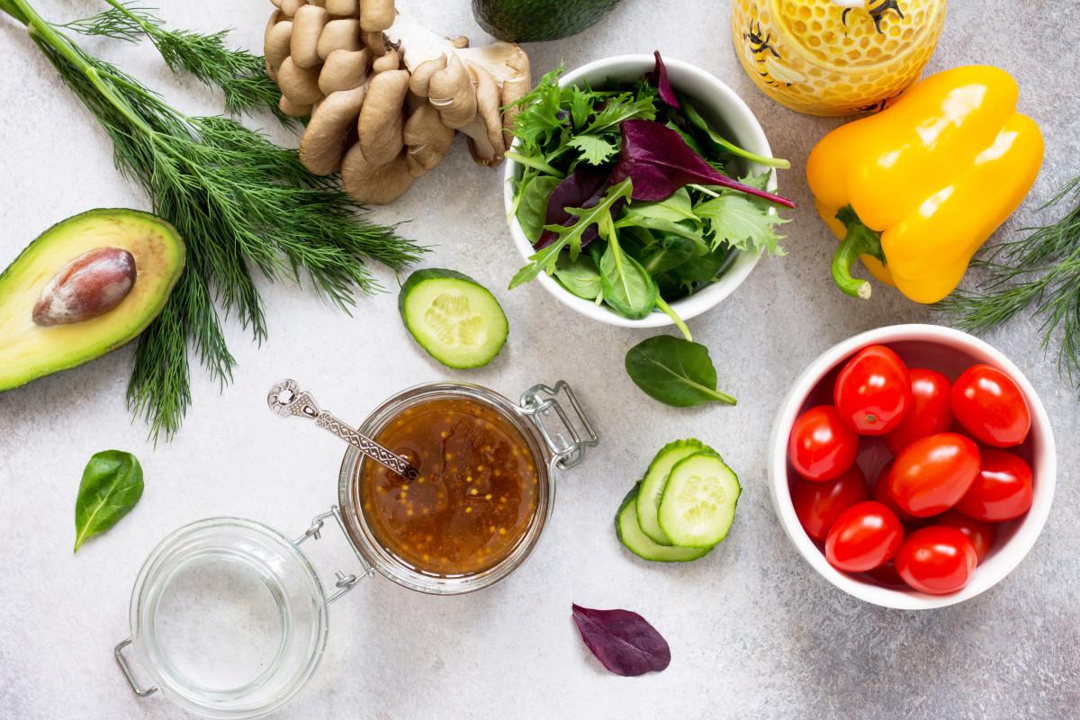 Salatdressings selbst gemacht (Teil 2)