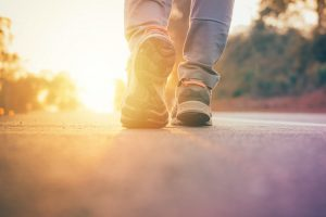 Ein Spaziergang: Der optimale Schutz fürs Herz