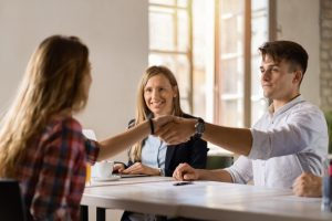 Vorstellungsgespräch: Diese Fragen dürfen Arbeitgeber nicht stellen
