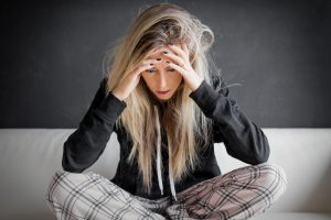 Angst kann sinnvoll sein, eine Angststörung ist lähmend