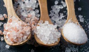 Salz - der kleine Unterschied