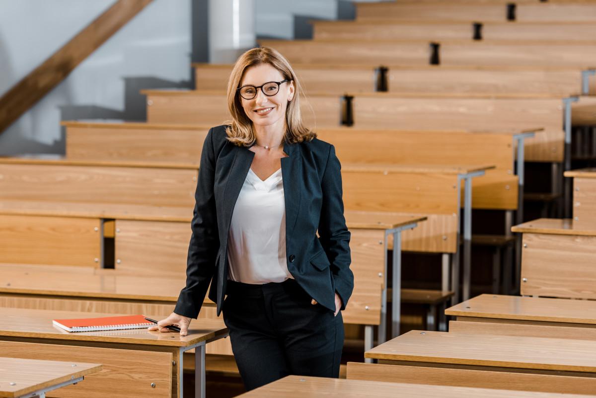 Korrespondenz: Wie wird eine Professorin angeredet?