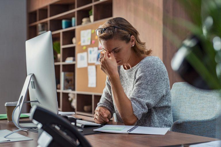Stress im eigenen Kopf: Wie negative Gedanken Stress verstärken