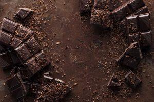 Dunkle Schokolade schützt das Herz
