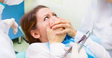 Stress beim Zahnarzt