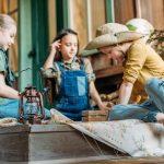 Kindergeburtstag: Rätsel-Schatzsuche für Schulkinder (Teil 6)