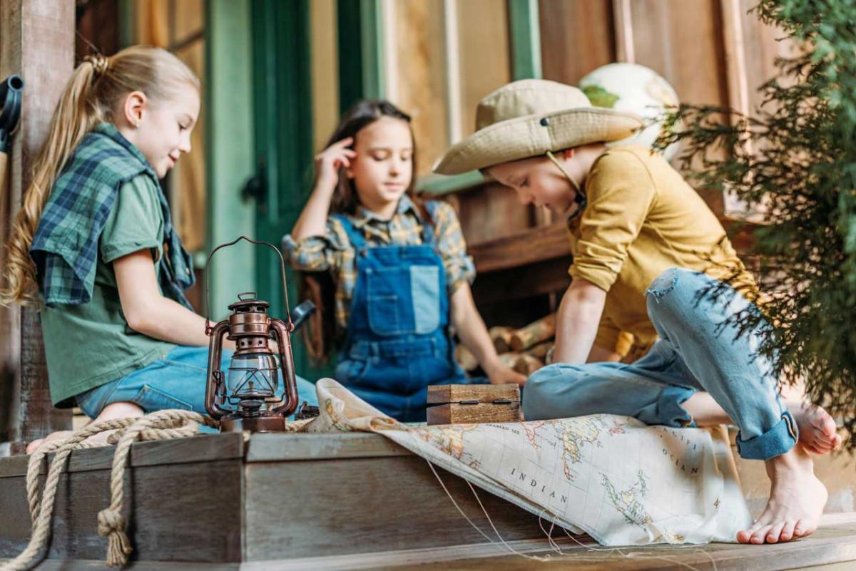 Kindergeburtstag Rätsel Schatzsuche Für Schulkinder Teil 6