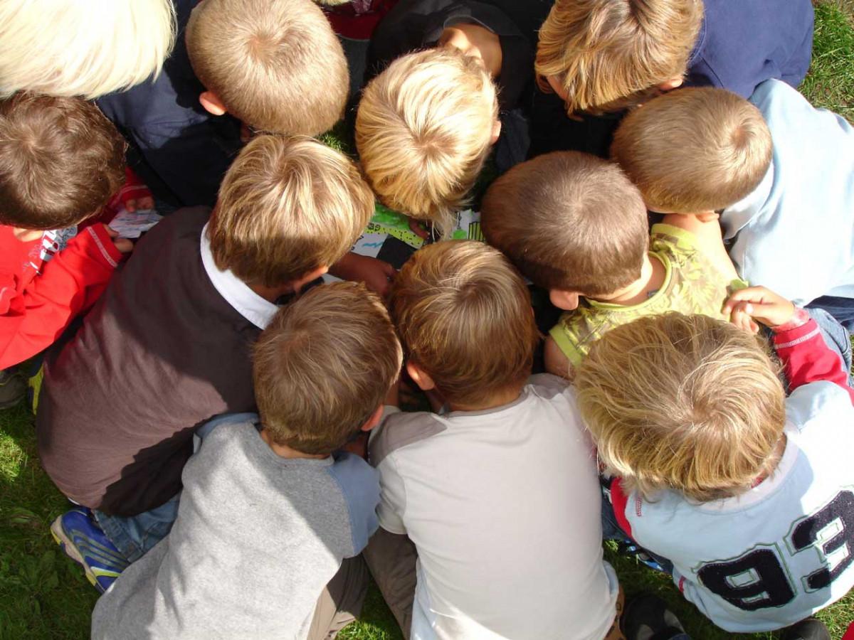 Briefe Für Kindergartenkinder : Kindergeburtstag schatzsuche für kindergartenkinder teil