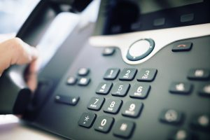 Telefonate: So melden Sie sich professionell am Telefon