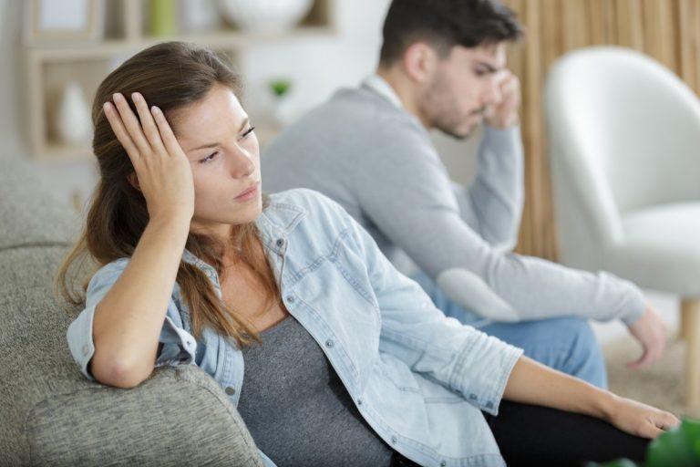 Die 5 wichtigsten Anzeichen einer bevorstehenden Trennung