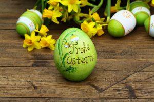 Ostern: Verschicken Sie gute Wünsche per Karte oder Brief