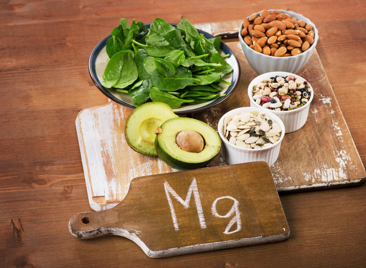 Hier ist Magnesium drin!