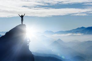 Urlaub in den Bergen schützt das Herz