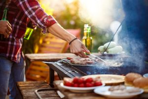 Grillen jenseits der Bratwurst: Hack, Geflügel, Gemüse und... (Teil 4)