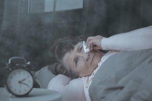Schlafstörungen bei Demenz