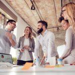 Sachebene und Beziehungsebene prägen die Kommunikation im Team