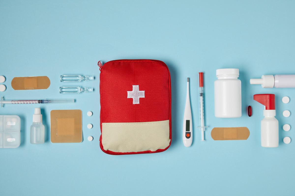 Erste Hilfe bei Haushaltsunfällen