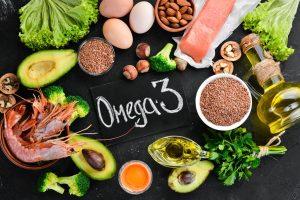 Omega-3-Fettsäuren in der Ernährung