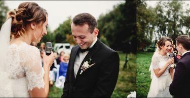 Hochzeitsrede: Tipps gegen die Schreibblockade