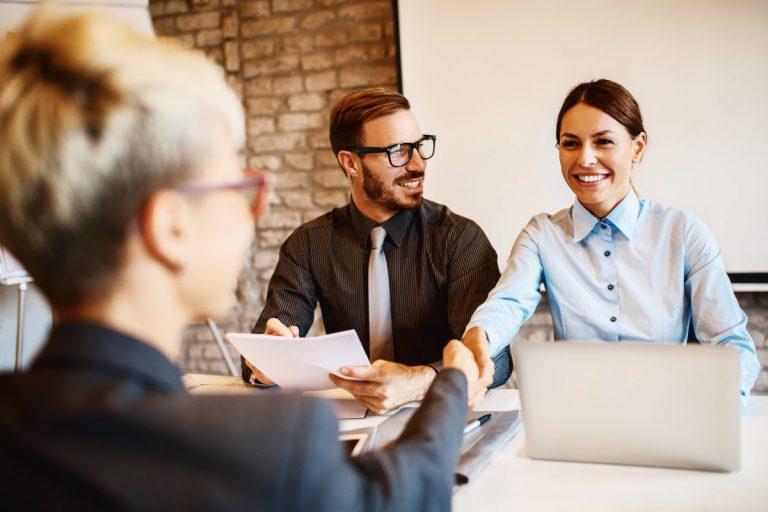 Bewerbungsgespräch: So präsentieren Sie sich als Teamplayer