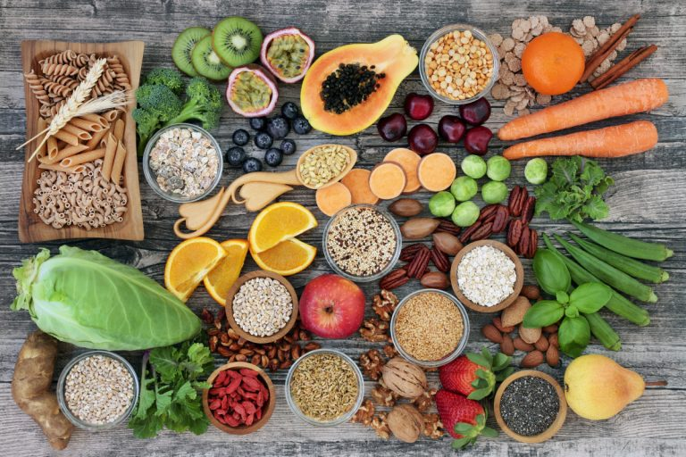 Unsere Ernährung - gestern und heute