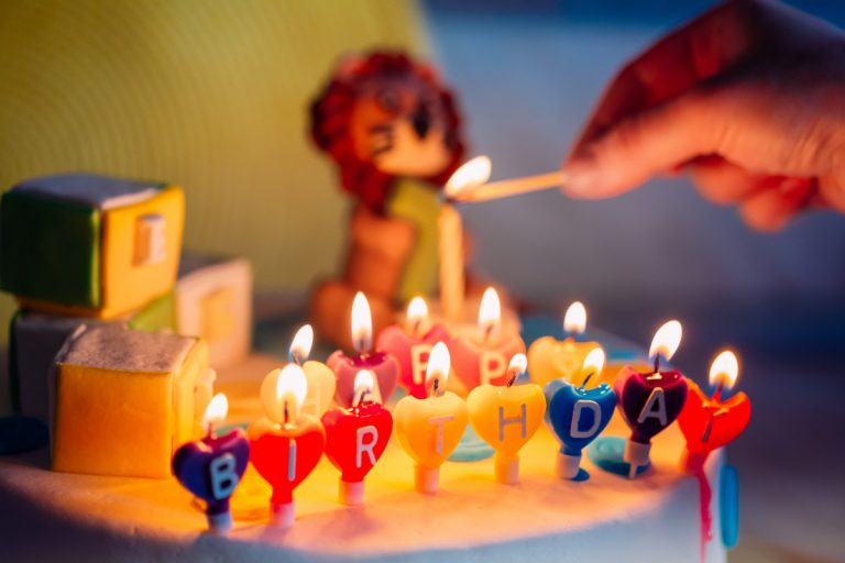 Stilvolle Geburtstagsglückwünsche