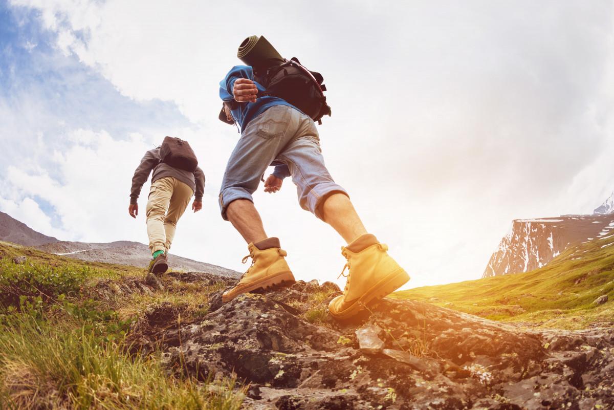 Wandern tut Körper und Seele gut