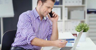 Telefongespräch: So melden Sie sich richtig