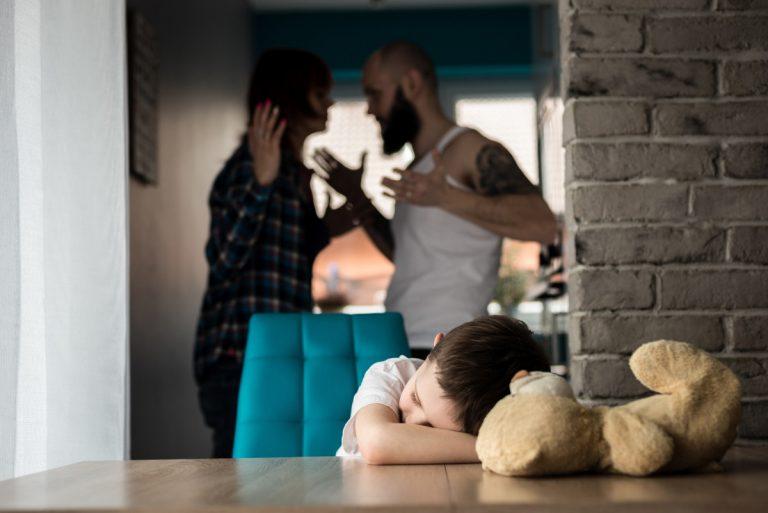 Trennung und Scheidung: Aus Sicht der Kinder