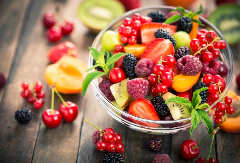 Kalorientabelle 2: Obst