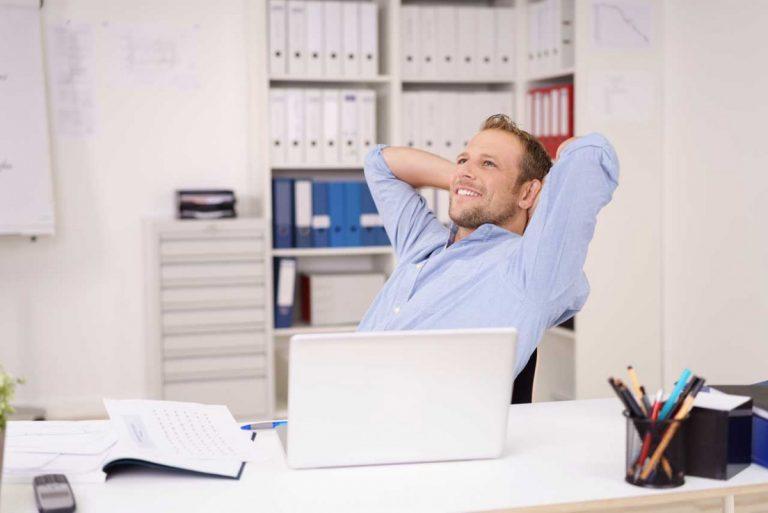 Zeitmanagement: Wie Sie mit Gelassenheit Zeit sparen