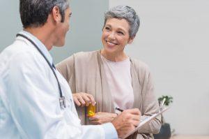 Menopause: Tipps gegen Hitzewallungen