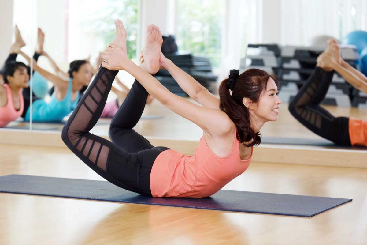 Yoga Arten: Bikram Yoga