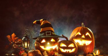 Gruselspaß Halloween