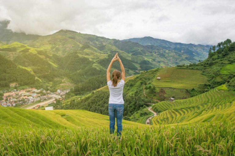 Yoga Arten: Chinesisches Yoga