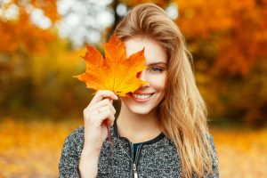 Smalltalk-Thema Goldener Oktober