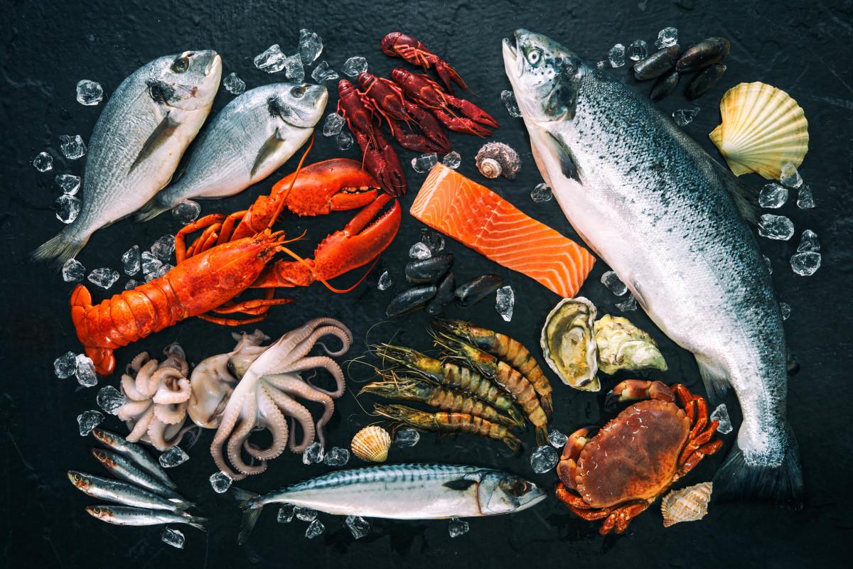 Kalorientabelle 5: Fisch und Fischprodukte
