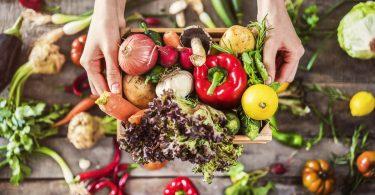 Kalorientabelle 3: Gemüse