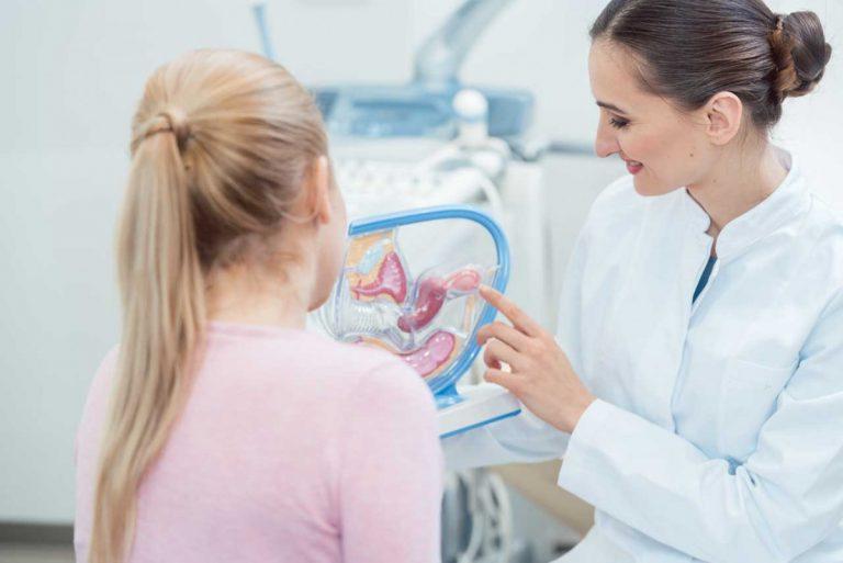 Was ist eine Eileiterschwangerschaft?