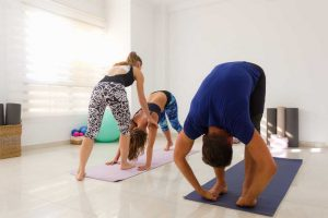 Yoga Arten: Ashtanga Yoga