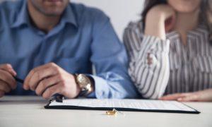 Trennung und Scheidung: Der Rosenkrieg