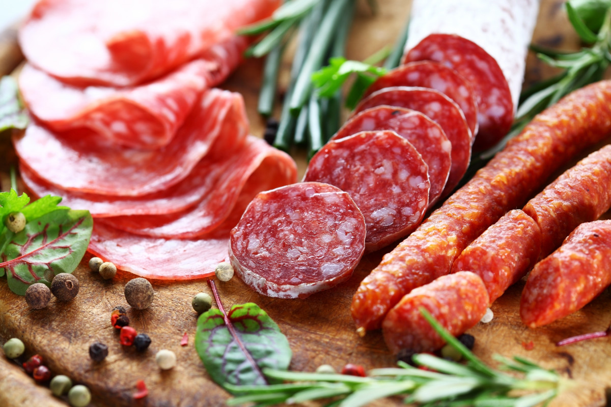 Kalorientabelle 4: Fleisch und Wurst